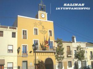 Salinas fotografías del Ayuntamiento año 2003