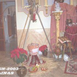 Salinas Belén año 2003