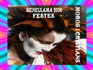 Beneixama Moros y Cristianos año 2006 fotografías e imágenes