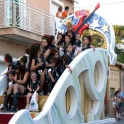 Carrozas en la Algenya, fotografías e imágenes del año 2006